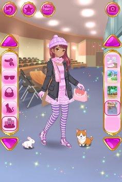 动漫装扮女孩游戏安卓版v1.1.3(Anime Dress Up)_截图3