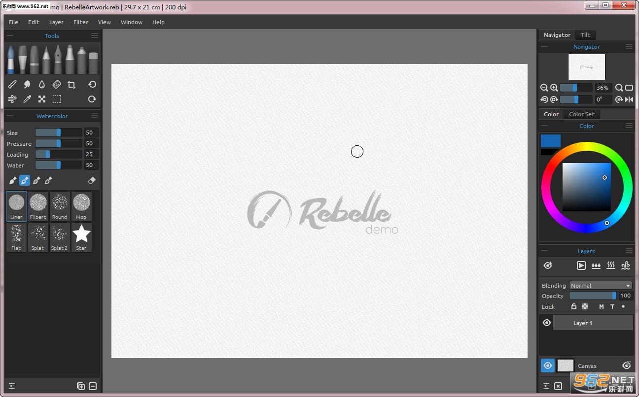 rebelle 3电脑版v3.0.3截图0