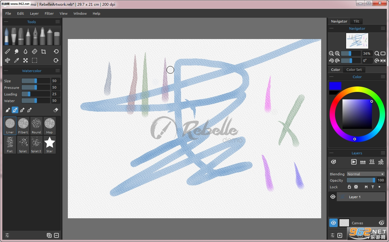 rebelle 3电脑版v3.0.3截图1