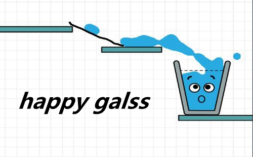 happy galss