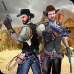 Western Cowboy Gun Shooting Fighter Open World安卓版v1.0.1