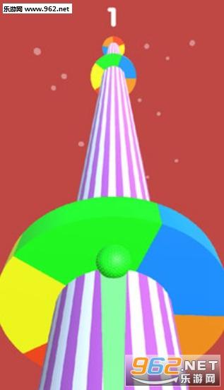 螺旋彩色道路安卓版v1.1_截图1