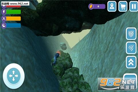 鲇鱼模拟器安卓版v1.0(Catfish Life Fish Simulator)_截图0