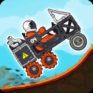 爬坡太空车强制内购版v1.32.1(RoverCraft)