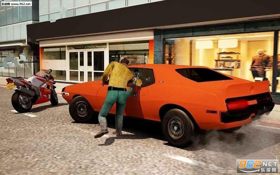 城市生存大佬安卓版v1.0.2(Grand Auto Survival City Crime Gangster)截图0