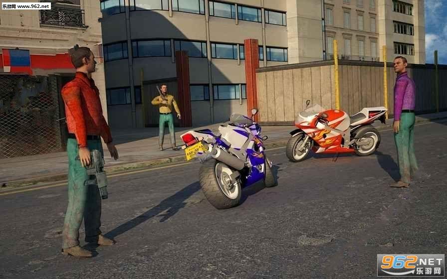 城市生存大佬安卓版v1.0.2(Grand Auto Survival City Crime Gangster)截图1
