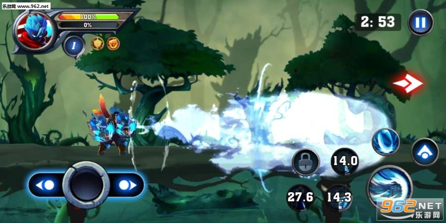 龙影战士2无限金币钻石版v1.6(Dragon Fight 2)截图3
