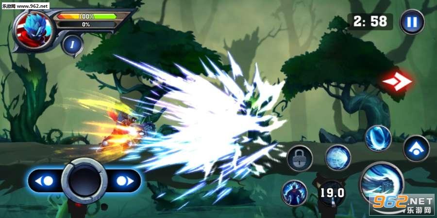 龙影战士2无限金币钻石版v1.6(Dragon Fight 2)截图2