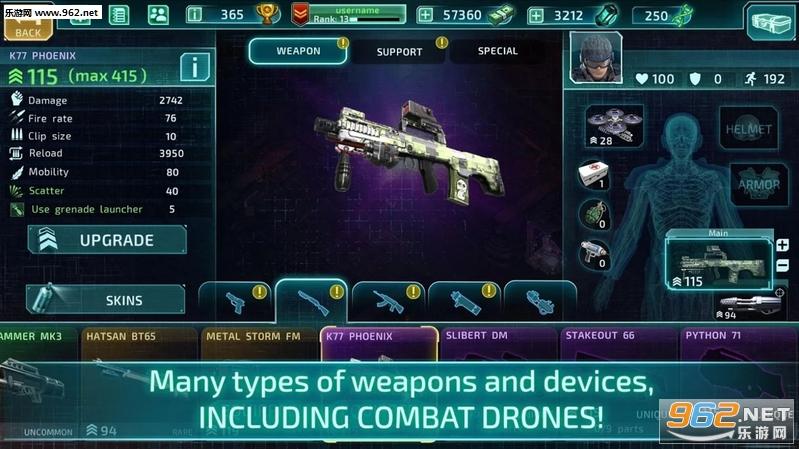 孤胆枪手2传奇内购破解版v1.0.3(Alien Shooter 2)截图0