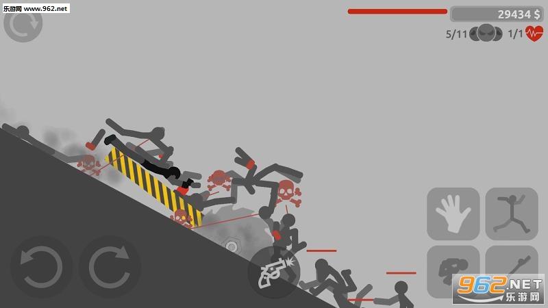 火柴人杀手4安卓版v0.1.2截图0