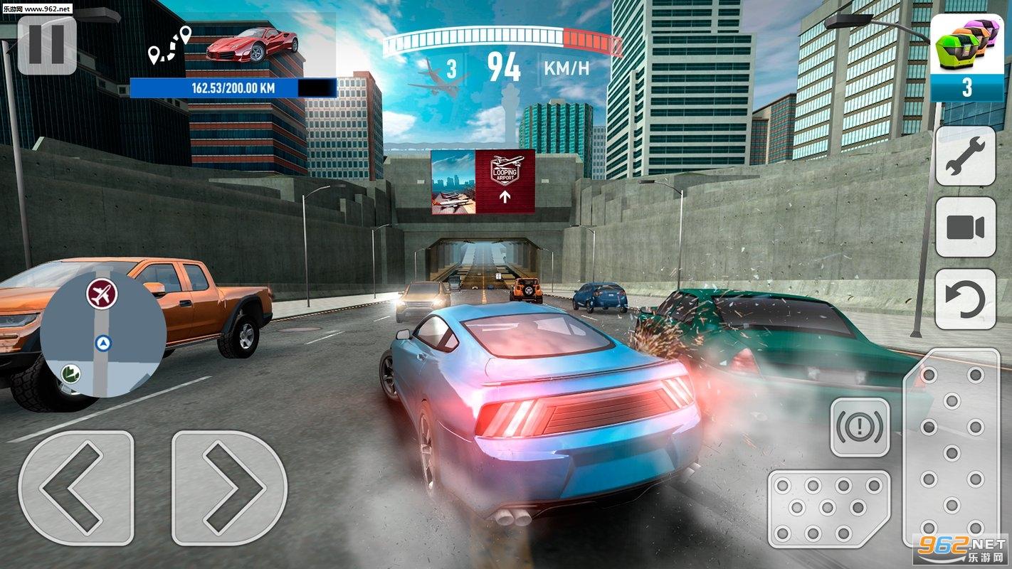 极限驾车模拟2手机版v1.0.2截图0