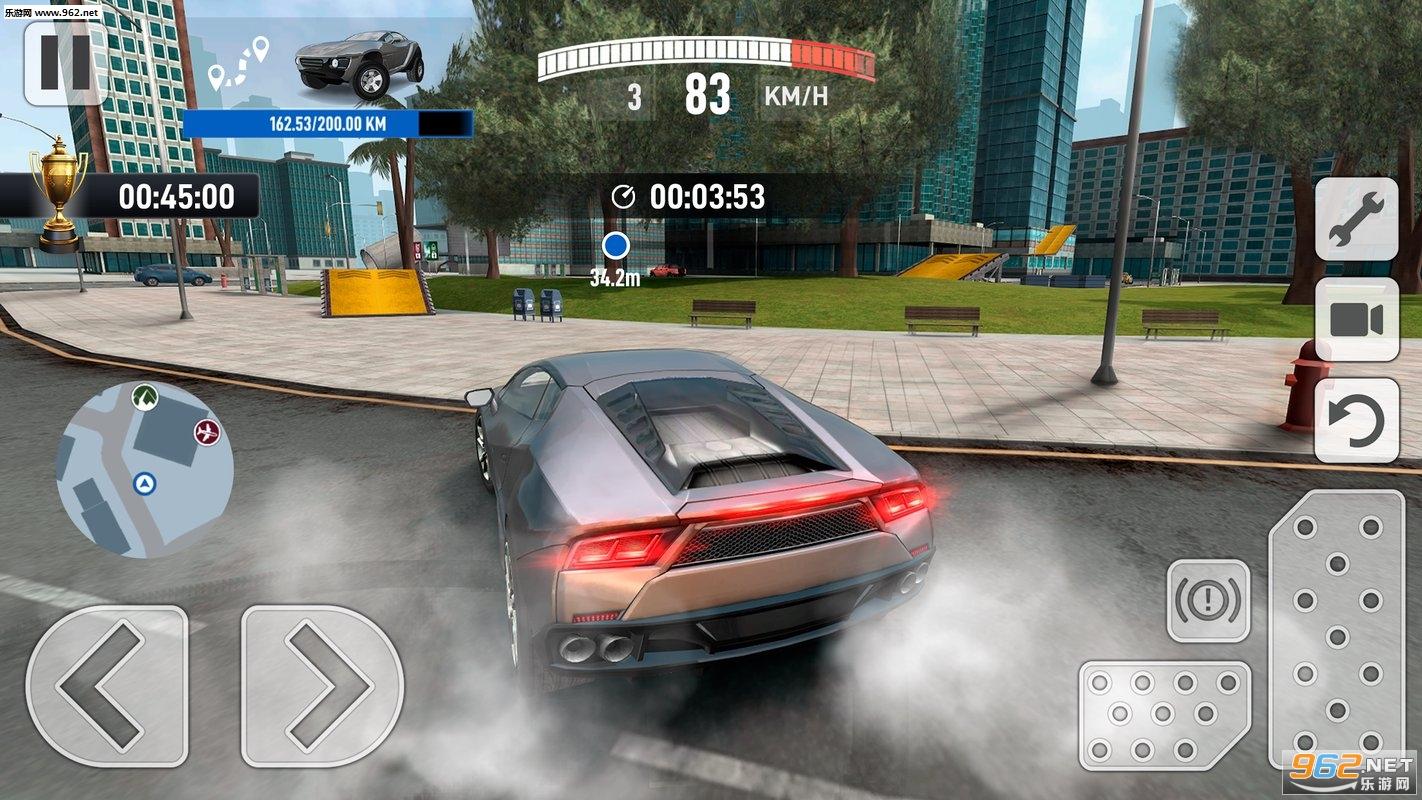 极限驾车模拟2手机版v1.0.2截图1