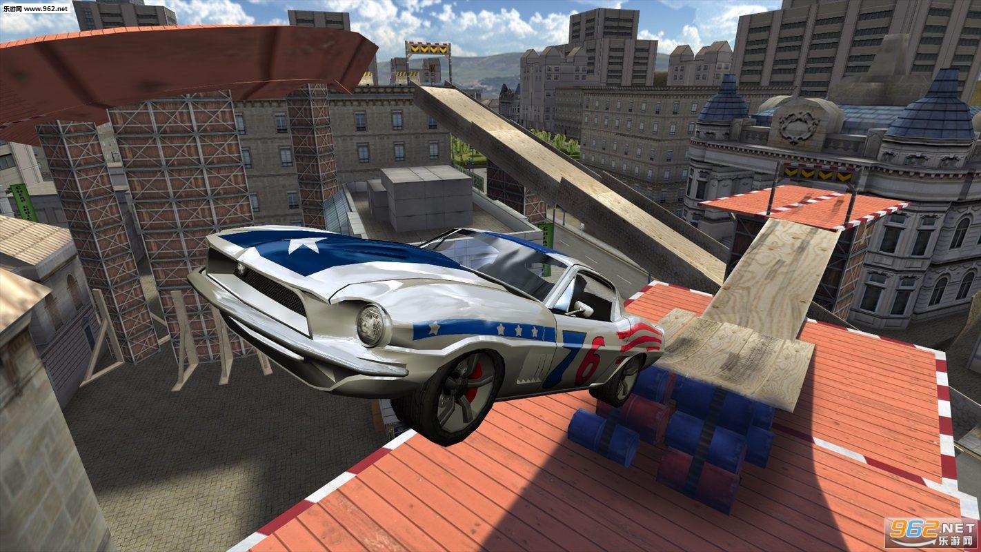 至尊汽车驾驶模拟器旧金山安卓版v4.17.1(Car Driving Simulator: SF)_截图1