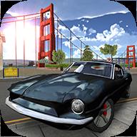 至尊汽车驾驶模拟器旧金山安卓版v4.17.1(Car Driving Simulator: SF)