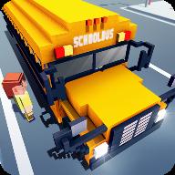 校车模拟器块状世界v1.2