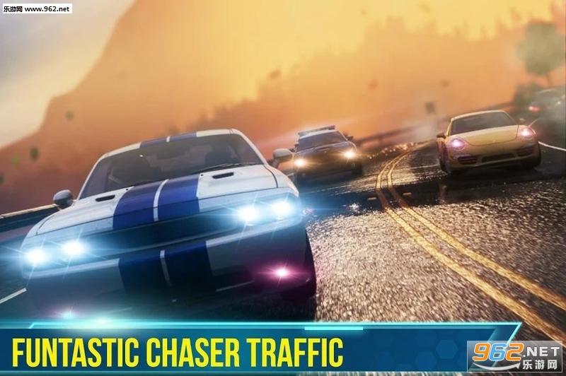 交通赛车手1.8最新版(Traffic Racer Highway Car Driving Racing Game)截图0