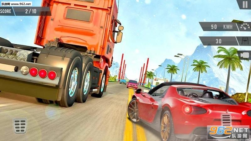 交通赛车手1.8最新版(Traffic Racer Highway Car Driving Racing Game)截图2