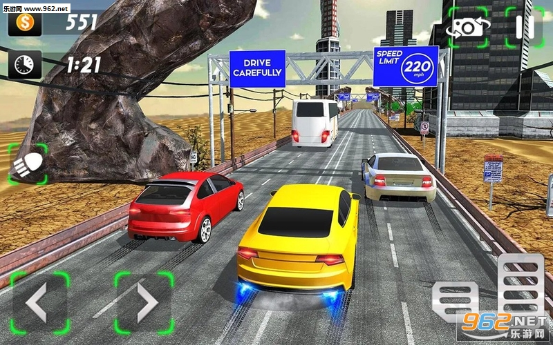 街头赛车2018最新版v1.0.2(Street Racing in Car Simulator 2018 - Car Racer)截图0