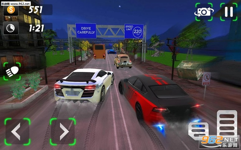 街头赛车2018最新版v1.0.2(Street Racing in Car Simulator 2018 - Car Racer)截图2