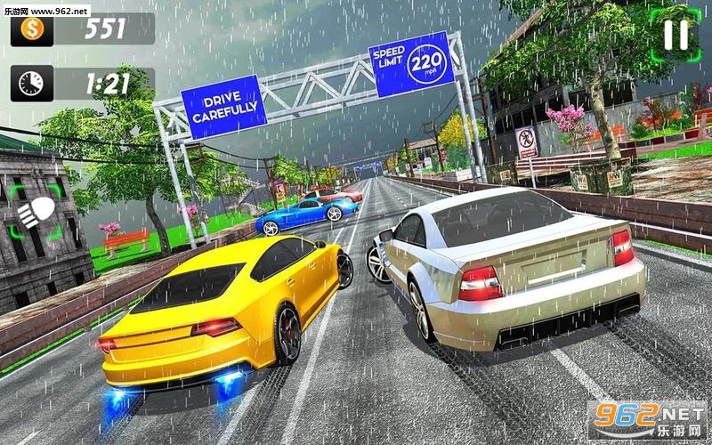 街头赛车2018最新版v1.0.2(Street Racing in Car Simulator 2018 - Car Racer)截图3