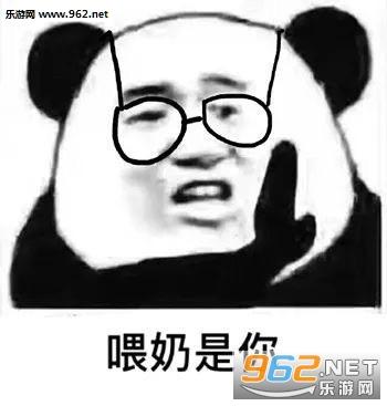 往后表情都是你熊猫头余生震惊搞笑图片的表示图片