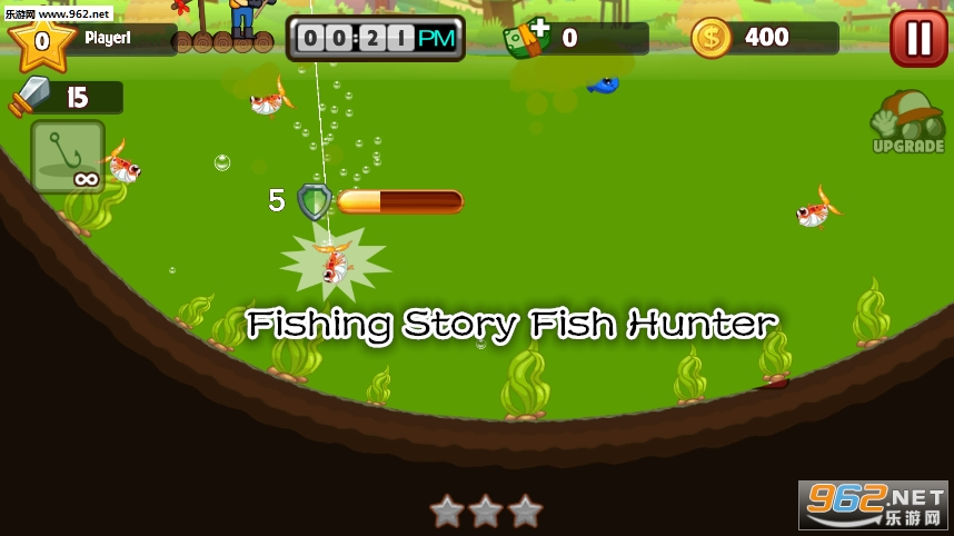 fishing story fish hunter安卓版