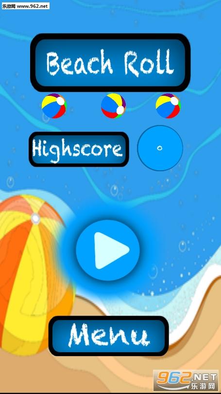 Beach Ball游戏