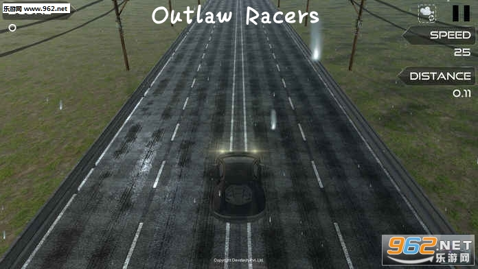 Outlaw Racers苹果版