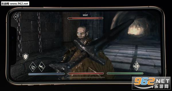 《上古卷轴:刀锋》亮相苹果发布会 第一人称RPG