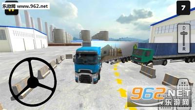 卡车模拟器3D安卓版v1.0_截图1