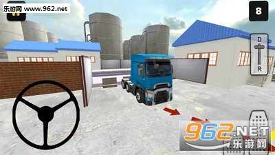 卡车模拟器3D安卓版v1.0_截图2