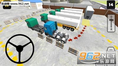 卡车模拟器3D安卓版v1.0_截图3