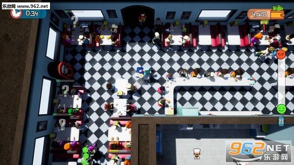 疯狂餐厅人(Mad Restaurant People)Steam版截图0