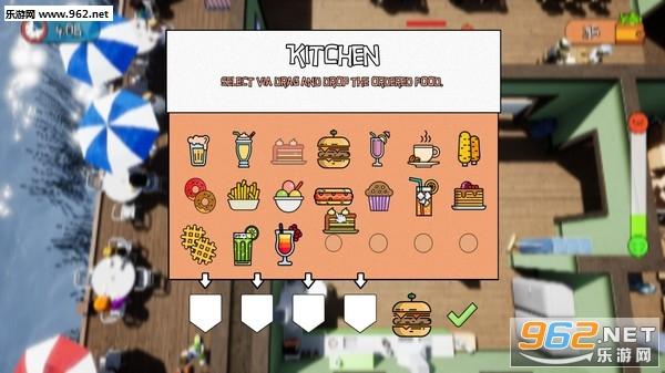 疯狂餐厅人(Mad Restaurant People)Steam版截图3
