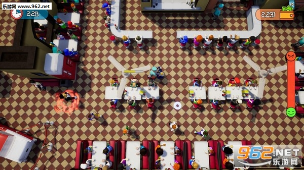 疯狂餐厅人(Mad Restaurant People)Steam版截图5