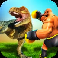 怪物超级英雄大战恐龙游戏安卓版
