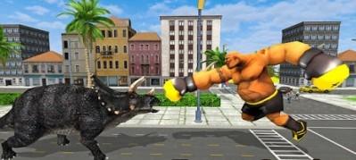怪物超级英雄大战恐龙游戏安卓版v1.1_截图2