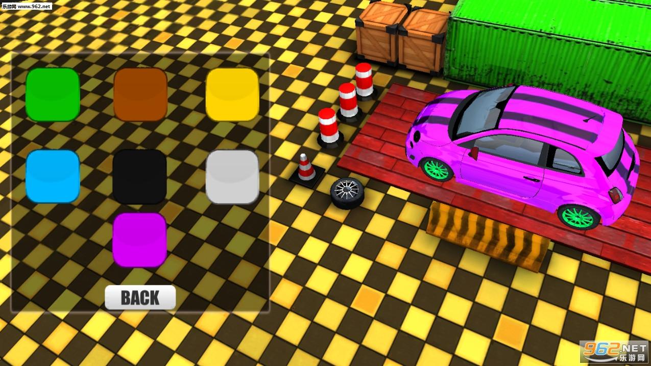 现代汽车驾驶停车3D安卓版v2_截图1