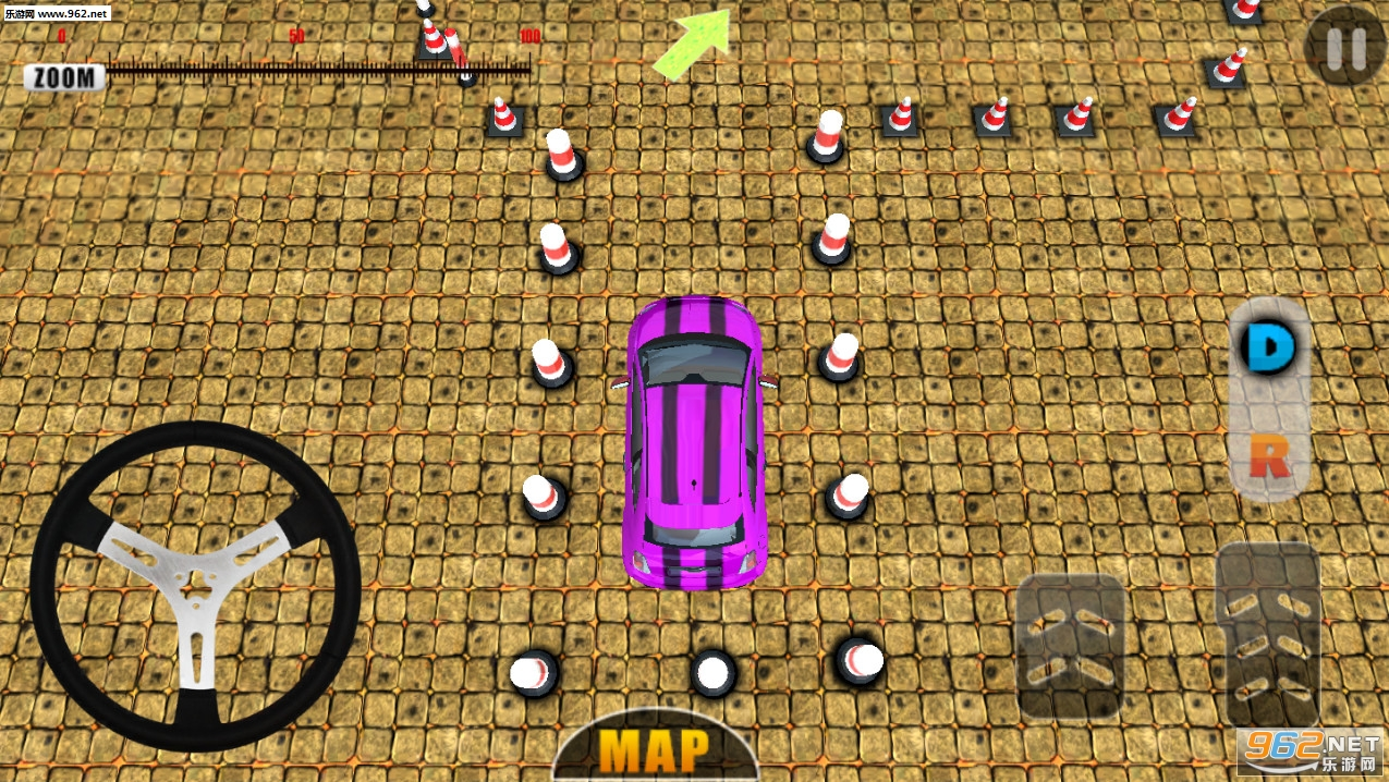 现代汽车驾驶停车3D安卓版v2_截图2