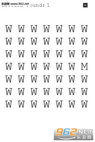 不可能的字母游戏安卓版v1.0.0_截图3
