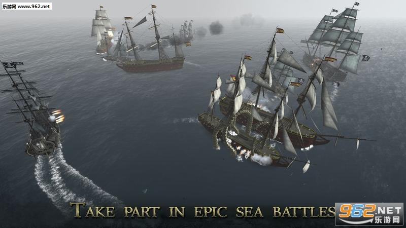 海盗死亡瘟疫2.3最新版(The Pirate: Plague of the Dead)_截图2