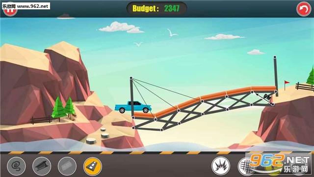 桥梁建造(Bridge Builder)官方版v3.1.0_截图0