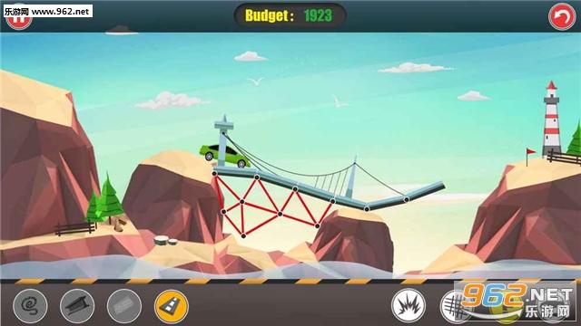 桥梁建造(Bridge Builder)官方版v3.1.0_截图2
