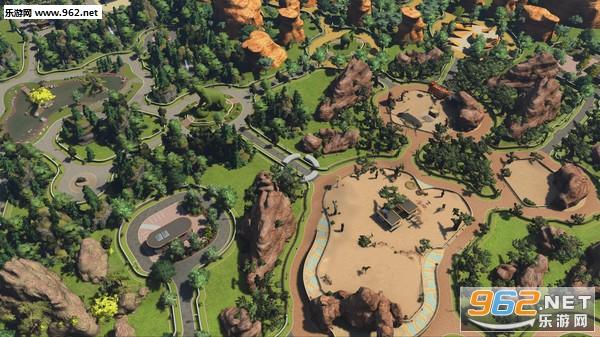 动物园大亨:终极动物收藏PC中文版截图3