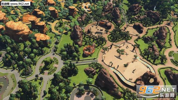 动物园大亨:终极动物收藏PC中文版截图4