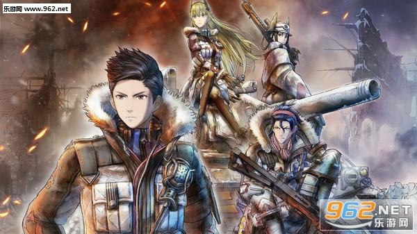 战场女武神4(Valkyria Chronicles 4)Steam中文版截图4