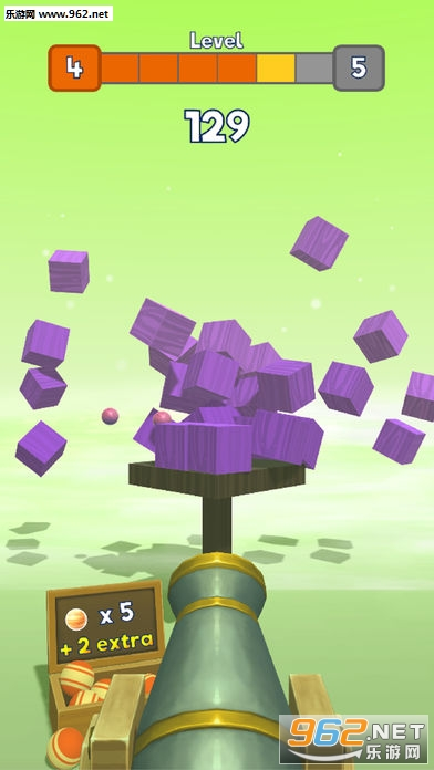 Knock Balls手机游戏v1.1_截图4