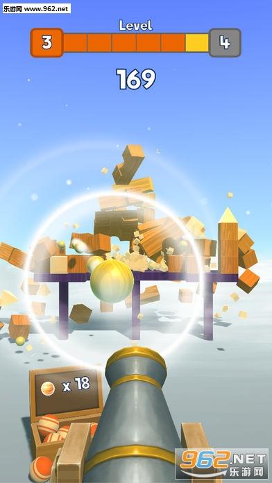 Knock Balls手机游戏v1.1_截图2