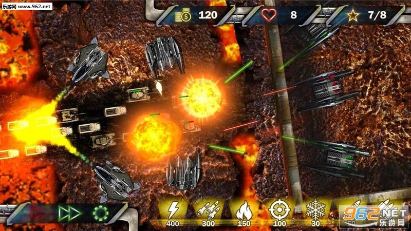 塔防下一场战争安卓版v1.1(Tower Defense Next War)_截图5