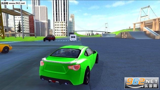 真实汽车驾驶模拟官方版v1.0_截图1